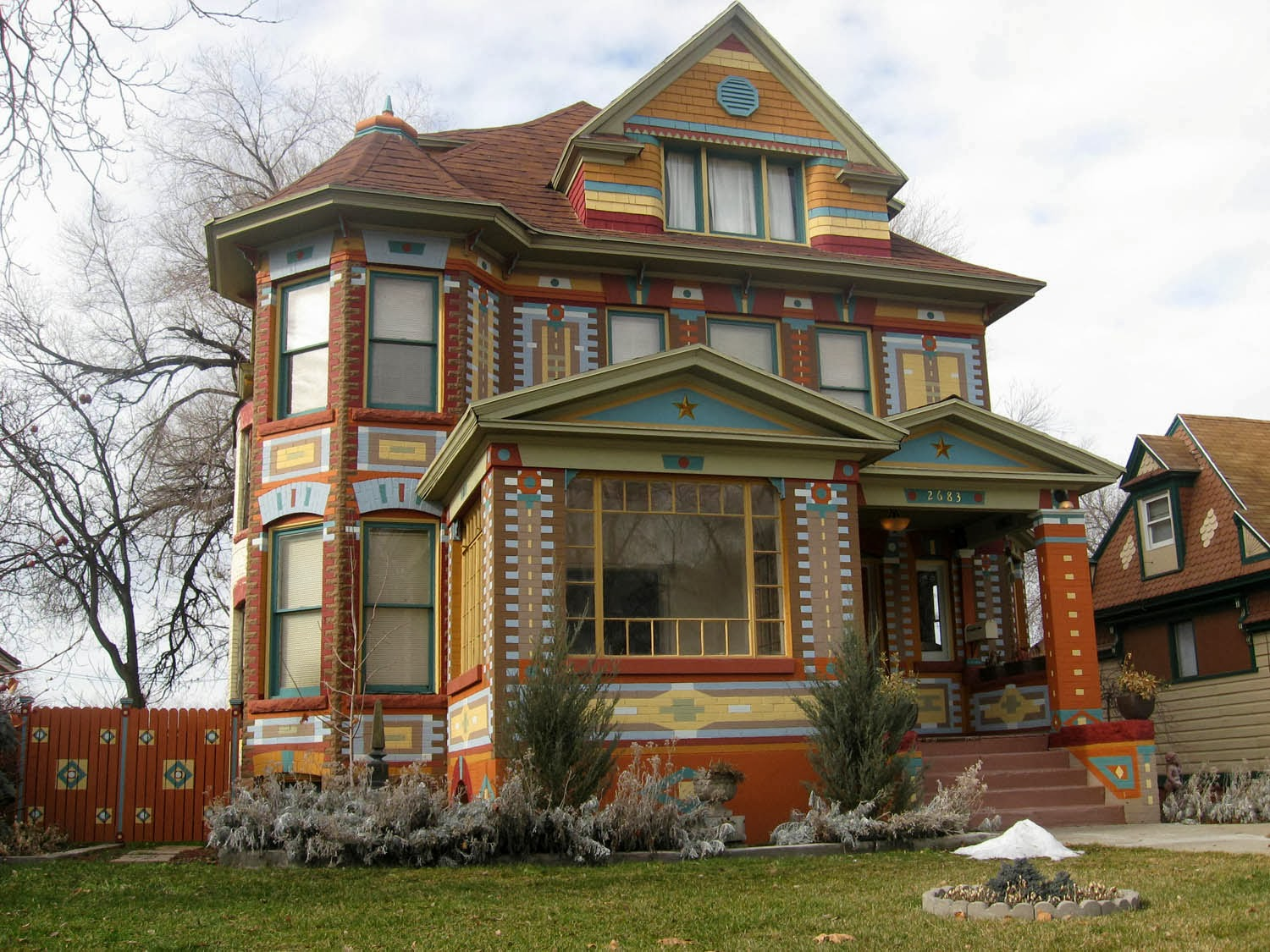 Jefferson Ave Historic Ogden Victorian Pioneer Homes